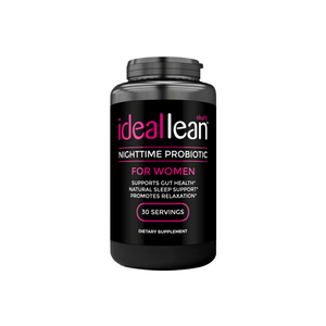 IdealLean Nighttime Probiotic 30 Servings
