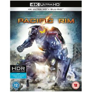 Pacific Rim - 4K Ultra HD