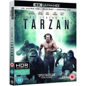 Legend Of Tarzan - 4K Ultra HD