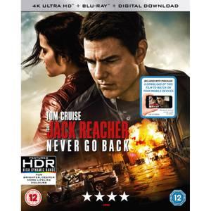 Jack Reacher: Never Go Back - 4K Ultra HD (inkl. digitalem Download)