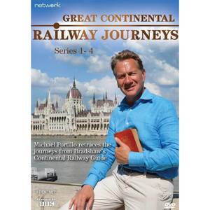 Great Continental Railway Journeys: Series 1-4