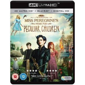 Miss Peregrine's Home For Peculiar Children - 4K Ultra HD