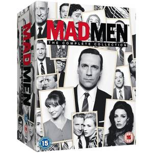 Mad Men - Complete Collection (Re-Sleeve)