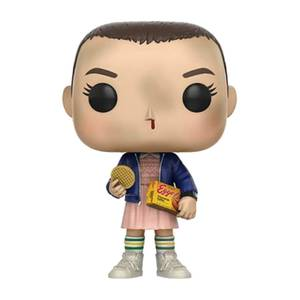 Figurine Pop! Onze avec Eggos Stranger Things