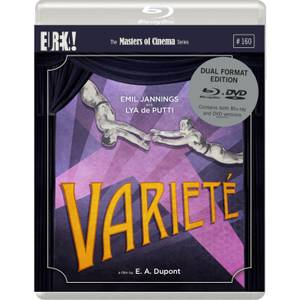 Varieté (Masters of Cinema) - Dual Format (Includes DVD)
