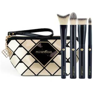 mirenesse Diamond Luxury Pro Brush Kit
