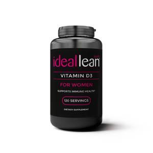 IdealLean Vitamin D3 120 Servings