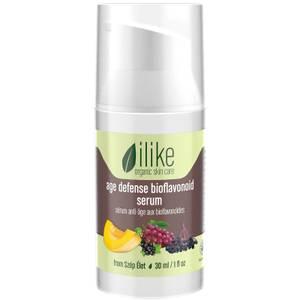 ilike organic skin care Age Defense Bioflavonoid Serum