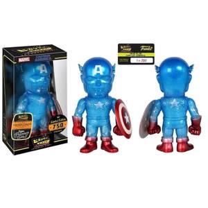 Figurine Funko Hikari True Blue Captain America - Marvel