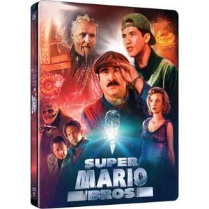 Super Mario Bros - Zavvi Exclusive Limited Edition Steelbook