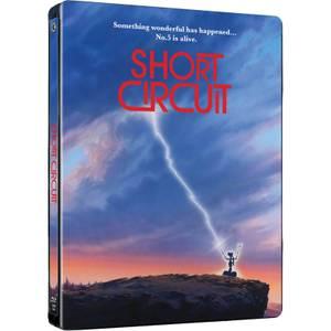 Short Circuit - Zavvi Exclusive Limited Edition Steelbook