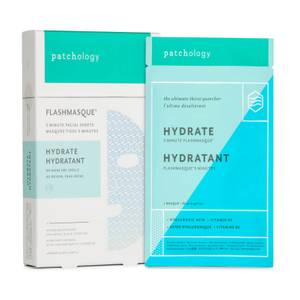 Patchology FlashMasque Hydrate - 4-Pack (Worth $32)