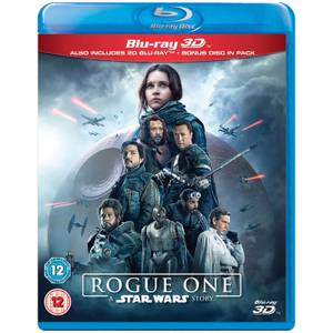Rogue One: A Star Wars Story 3D (Inclusief 2D versie)