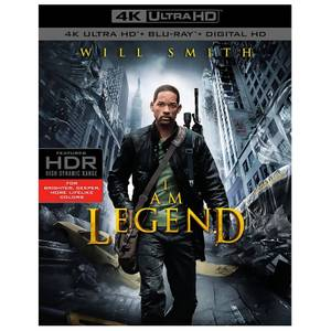 I Am Legend - 4K Ultra HD