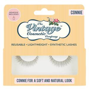 The Vintage Cosmetics Company Connie False Strip Lashes