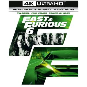 Fast & Furious 6 - 4K Ultra HD