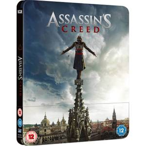 Assassin's Creed 3D (Includes 2D Version) - Zavvi Exclusive Limited Edition Steelbook