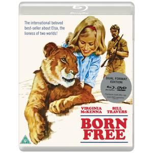 Born Free - Dual Format (inclusief 2D versie)