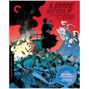 Lone Wolf And Cub - The Criterion Collection
