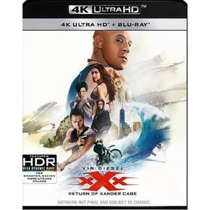 XXX: The Return of Xander Cage - 4K Ultra HD