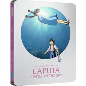 Laputa: Castle In The Sky - Zavvi UK Exclusive Limited Edition Steelbook