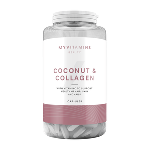 Coconut & Collagen Capsules