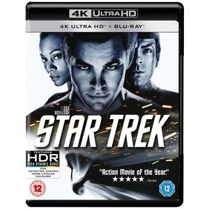 Star Trek (2009) - 4K Ultra HD
