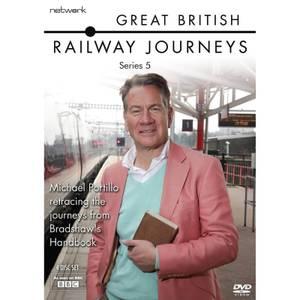 Great British Railway Journeys: Series 5