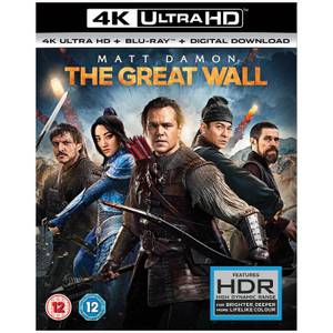 The Great Wall - 4K Ultra HD (Includes Digital Download)
