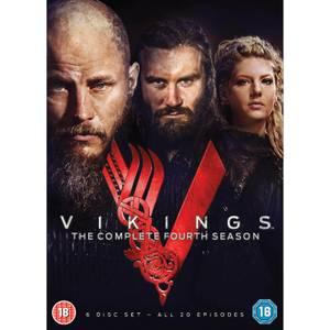 Vikings Complete - Season 4