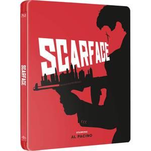 Scarface (1983) - Steelbook Exclusivité Zavvi (Limitée à 1000 exemplaires)