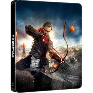 The Great Wall - Zavvi Exclusive 4K Ultra HD Steelbook (Includes 2D Blu-ray)