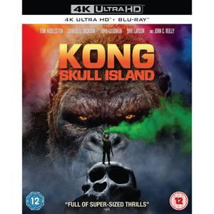 Kong: Skull Island - 4K Ultra HD