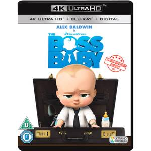 Baby Boss - 4K Ultra HD