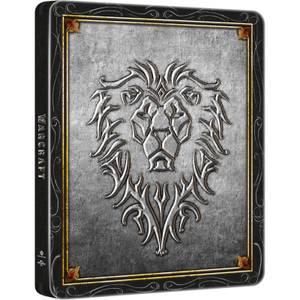 Warcraft 3D (+ Version 2D) - Steelbook Édition Limitée