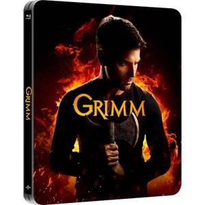 Grimm: Saison 5 - Steelbook Édition Limitée