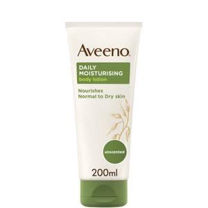 Lotion hydratante quotidienne Aveeno 200 ml