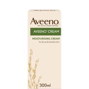Crème hydratante Aveeno 300 ml