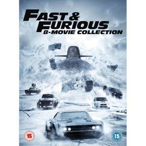 Fast & Furious 8-Filmsammlung (inkl. digitalem Download)