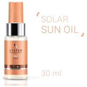 System Professional Solar Sun Oil - olio solare 30 ml