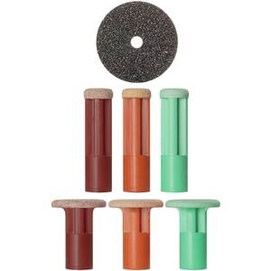PMD Replacement Discs Advanced Kit - Moderate, Coarse, Very Coarse