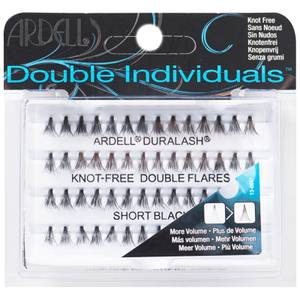 Ardell Double Individual Short Black Lashes