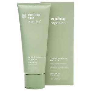 Endota Spa Vanilla & Macadamia Body Drink 180ml