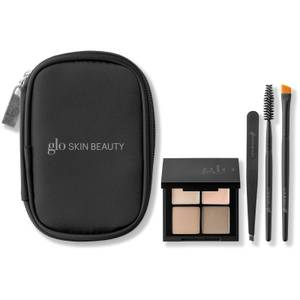 Glo Skin Beauty Brow Collection Kit - Taupe