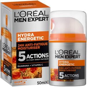 L'Oréal Paris Men Expert Hydra Energetic Anti-Fatigue Daily Moisturiser 50ml