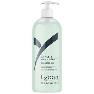 Lycon Apple & Cranberry Hand And Body Lotion 1l