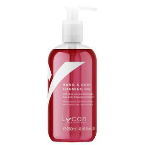 Lycon Hand And Body Foaming Gel 250ml