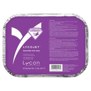 Lycon Lycojet Lavender Hot Wax 1Kg