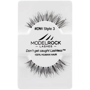 ModelRock Lashes Kit Ready #Dw - Style 3