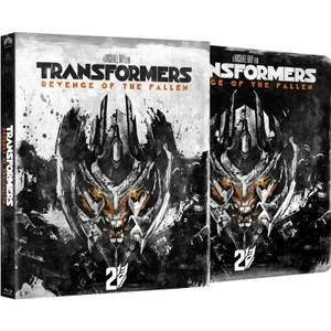 Transformers 2: Revenge Of The Fallen - Zavvi Exclusive Limited Edition Steelbook With Slipcase